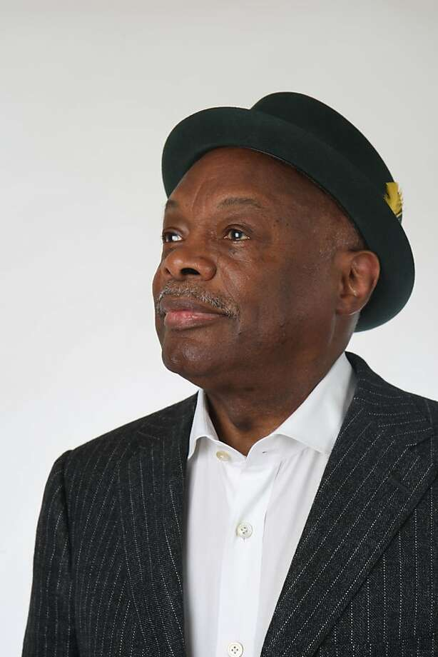 Former Mayor Willie Brown poses for a portrait at his apartment in the St. Regis Hotel on Thursday July 31, 2008 in San Francisco, Calif. Photo: Mike Kepka, The Chronicle