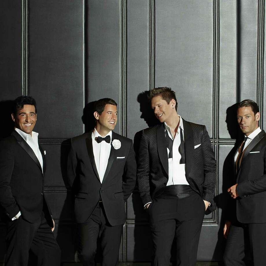 May 14: Il Divo, Majestic Theatre