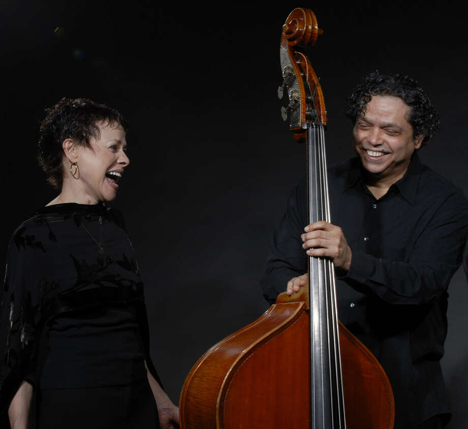 Bett Butler and Joel Dilley will do Jazz at the Witte on Mother's Day. Photo: Courtesy Melanie Rush Davis