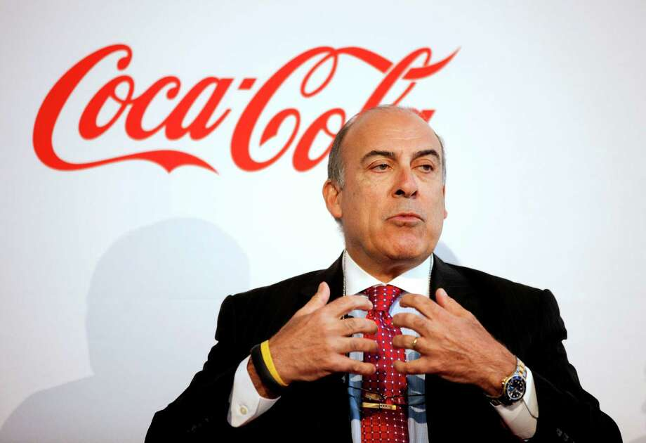 Few people don't know that Coca-Cola is from Georgia.  Photo: David Goldman, STF / AP