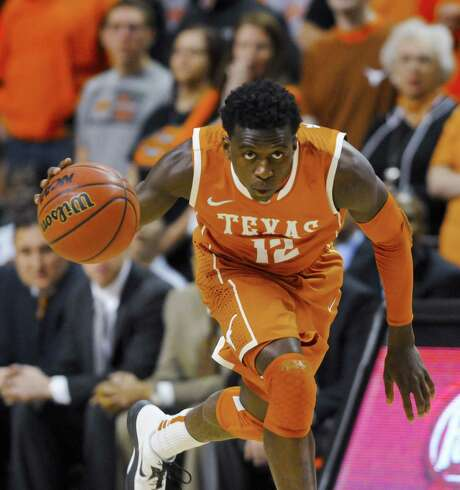 Myck Kabongo, like some other recent UT point guards, didn't meet expectations during his time in Austin. Photo: Brody Schmidt / Associated Press