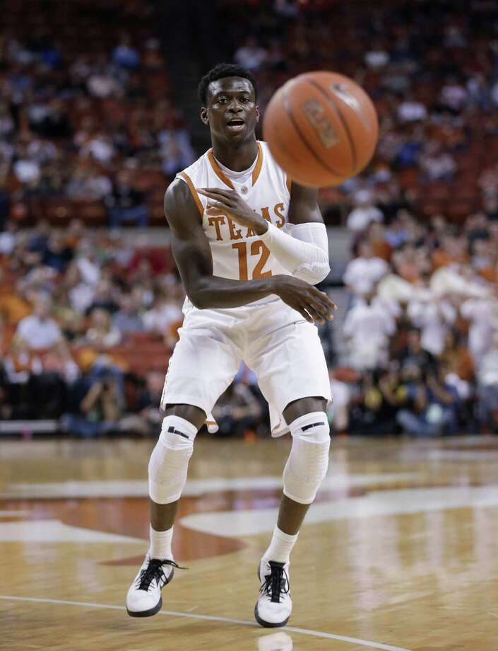 Myck Kabongo's 45 games at Texas didn't live up to expectations, but there is precedent for UT players' improving their stature in the NBA. Photo: Eric Gay, STF / AP