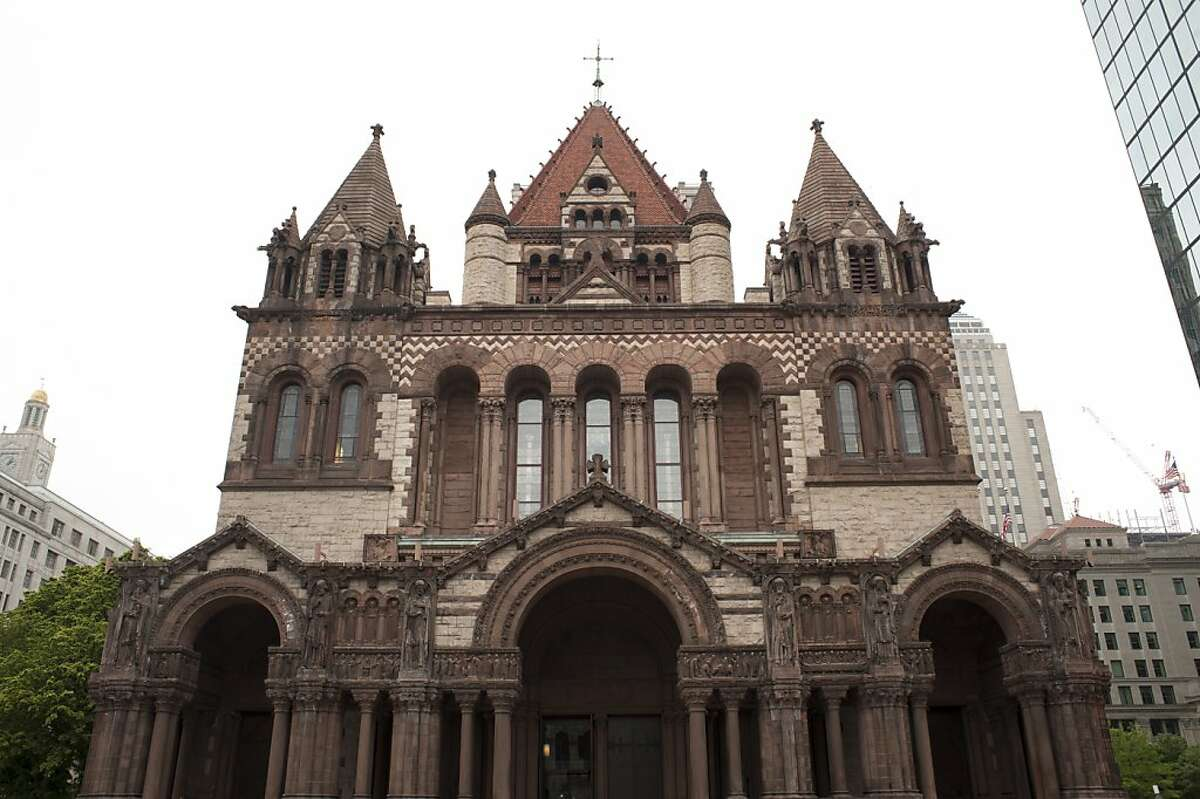 Created by architect H.H. Richardson, Trinity was the first example of the Richardsonian Romanesque style, which was later used in churches, city halls and county courthouses across America in,