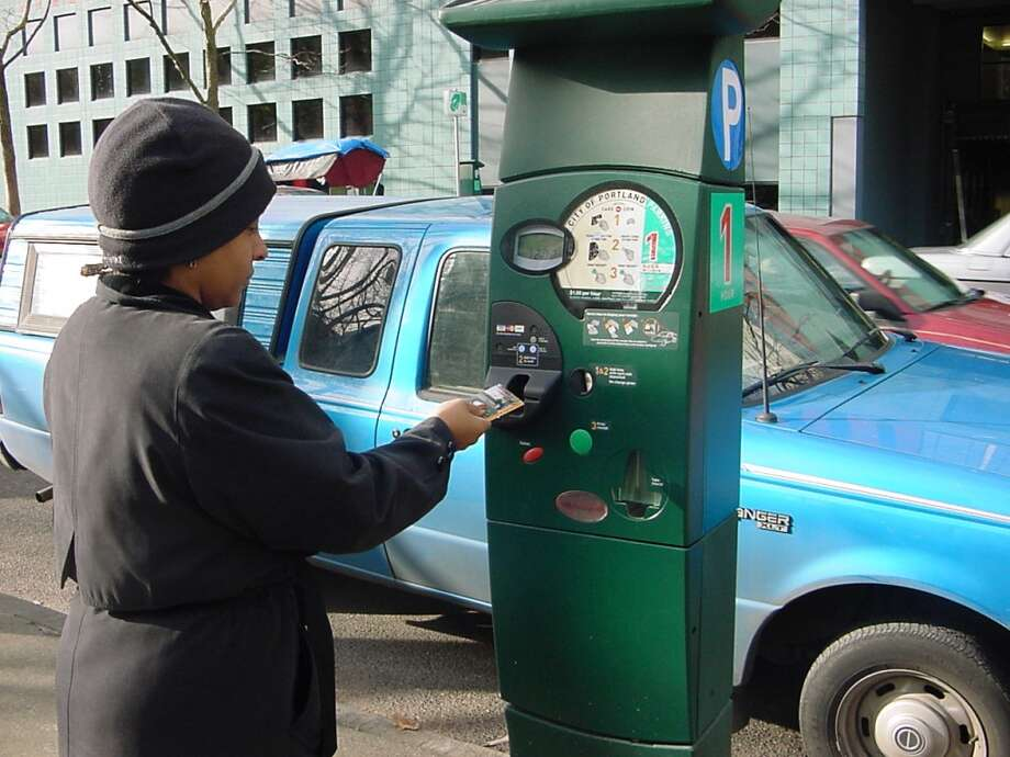 7. Any place where you don't want to use this old-school technology. Want to pay by phone? Sorry. That program was supposed to start last year in Seattle, but was postponed. Latest launch date: Supposedly soon. Photo: PI File