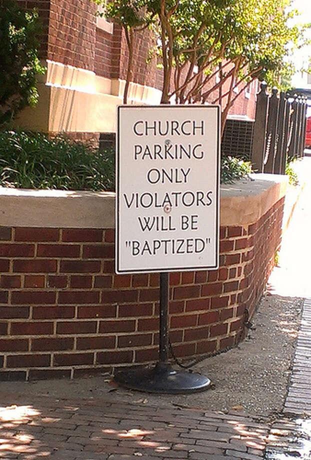 Photo: Http://www.passiveaggressivenotes.com/category/car/parking/