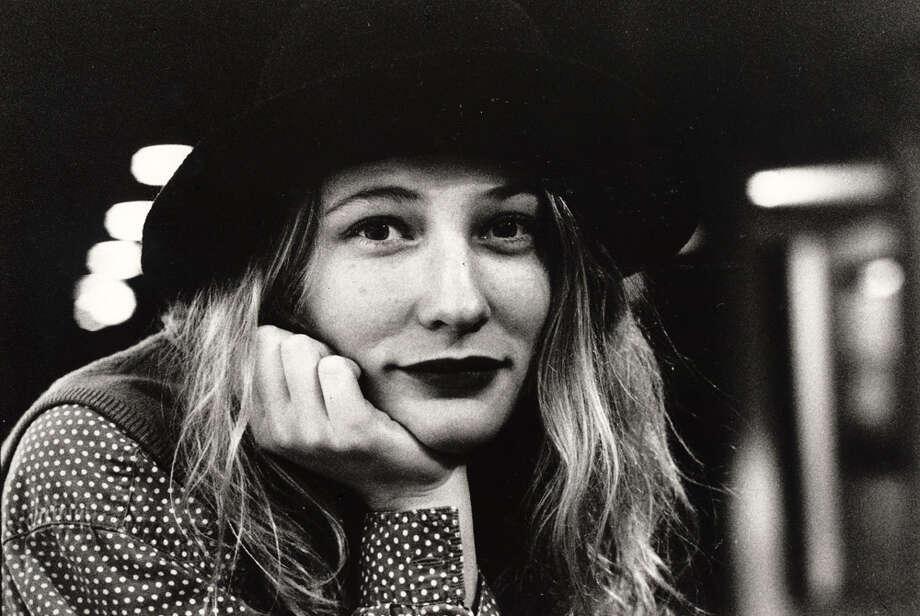 Cate Blanchett, 1994. Photo: Fairfax Media Via Getty Images