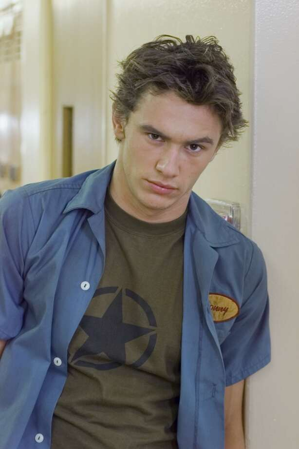 Pretty sure James Franco had the same expression in ''Oz: The Great and Powerful.'' He's pictured in 1999, from the show ''Freaks and Geeks.''