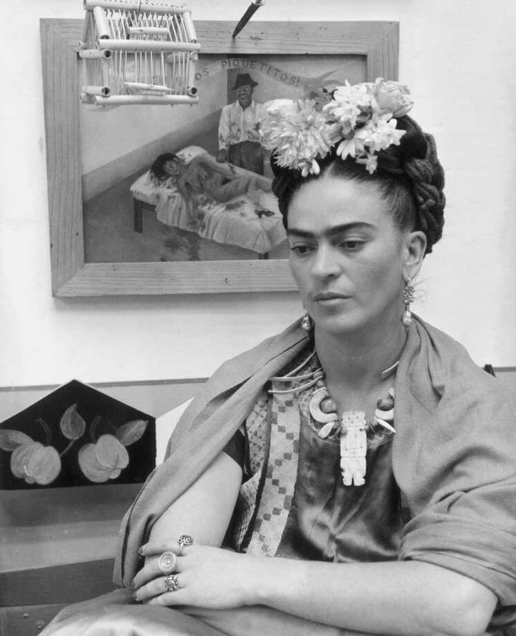 Q: Fashion Week or Halloween Costume?A: Frida Kahlo