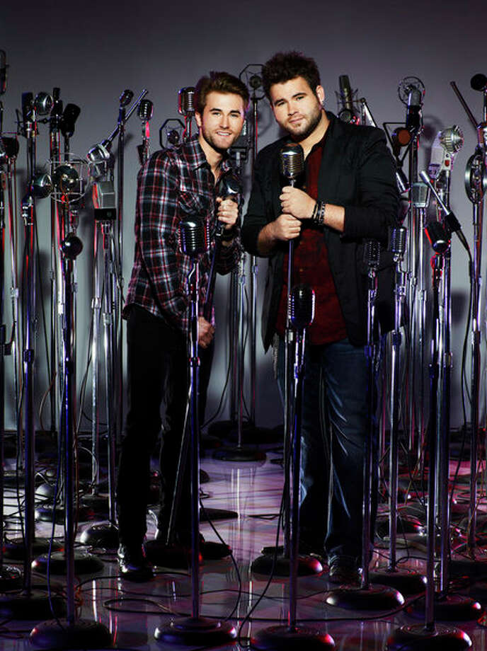 "THE VOICE -- Season: 4 -- Pictured: (l-r) ""The Swon Bros"", Colton Swon, Zach Colton -- Photo: NBC, Chris Haston/NBC / 2013 NBCUniversal Media LLC"