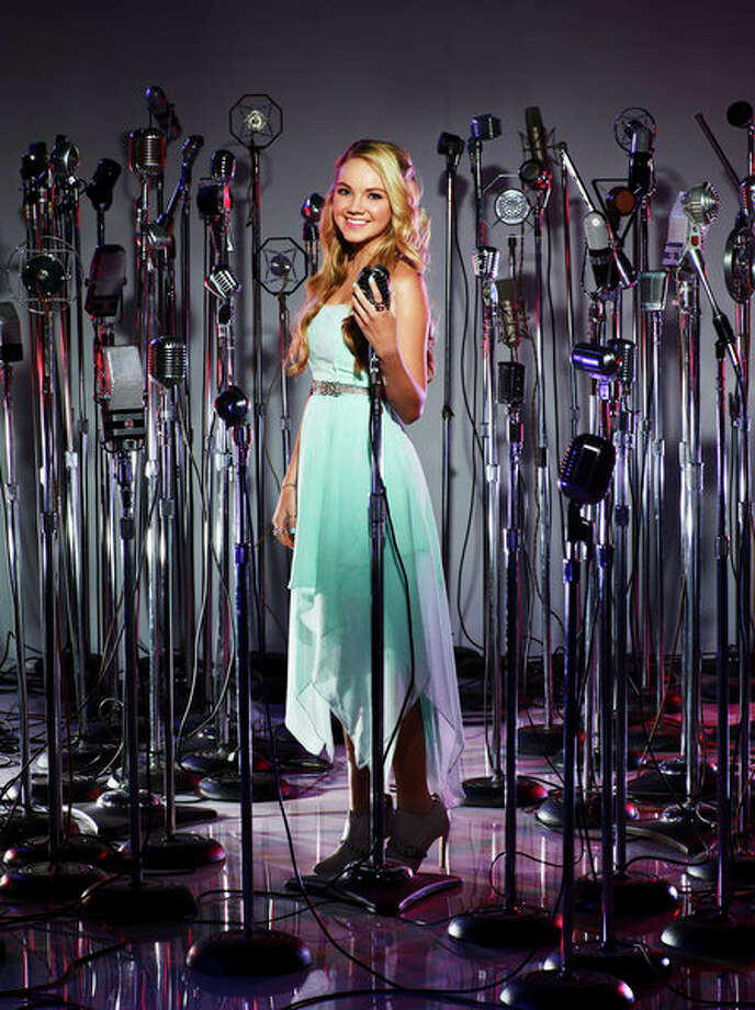 THE VOICE -- Season: 4 -- Pictured: Danielle Bradbery -- Photo: NBC, Chris Haston/NBC / 2013 NBCUniversal Media LLC