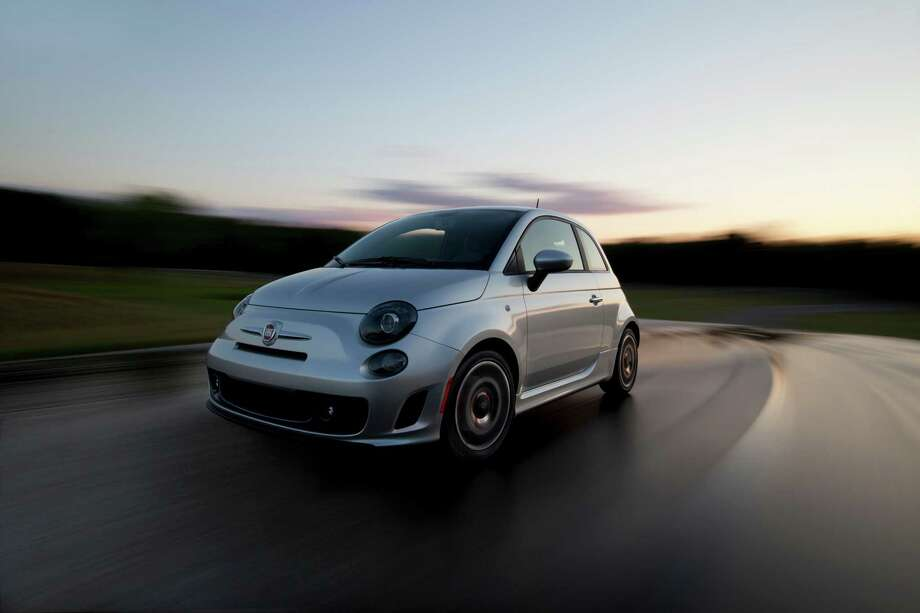 Sub-Compact Car: 2013 Fiat 500 Turbo Photo: File
