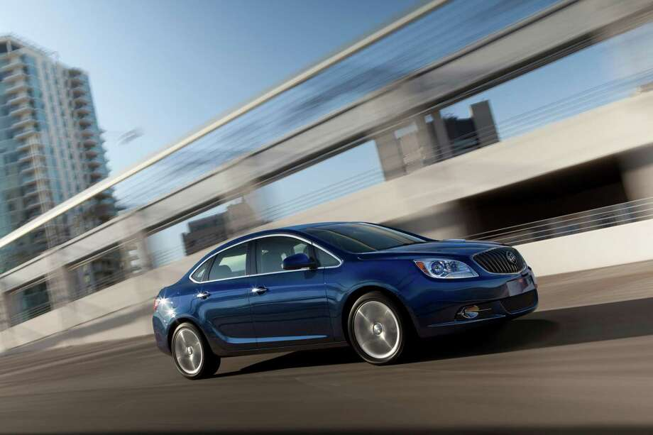 Compact Car: 2013 Buick Verano Turbo Photo: File