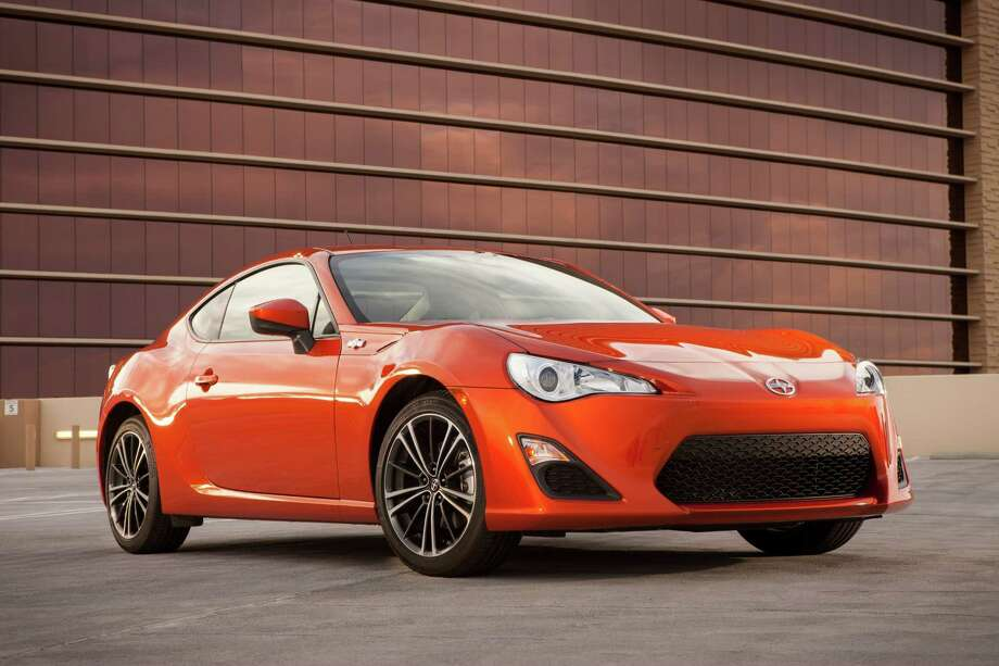 Performance Compact: 2013 Scion FR-S Photo: File