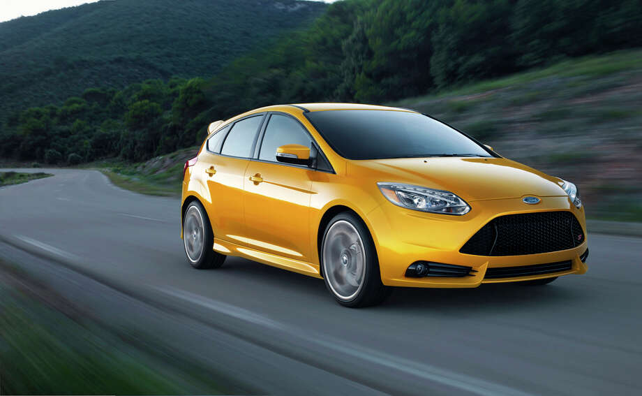 Best Value: 2013 Ford Focus ST Photo: Ford, File / Copyright 2011