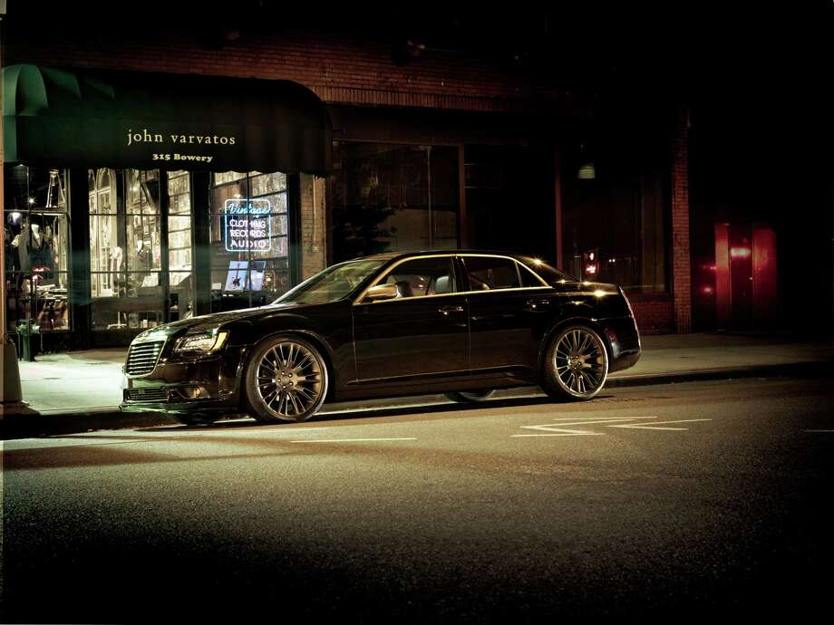 Best New Interior: 2013 Chrysler 300C John Varvatos Luxury Edition Photo: BRIAN KONOSKE, File / Brian Konoske 2012