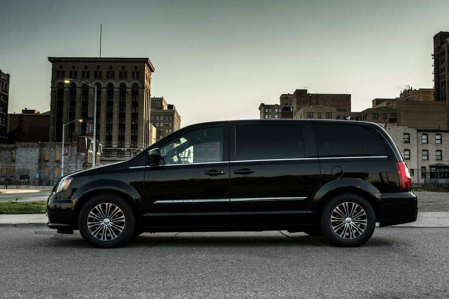 Minivan: 2013 Chrysler Town & Country Limited Photo: File