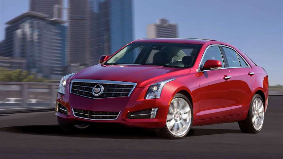 """Performance Sedan: 2013 Cadillac ATS Premium Collection Photo: GM, File / License Agreement - Please read the following important information pertaining to this image. This GM image is protected by copyright and is provided for use under a Creative Commons 3.0 License* for the purpose of editorial comment only. The use of this image for advertising, marketing, or any other commercial purposes is prohibited. This image can be cropped, but may not be altered in any other way, and each should bear the credit line """"© GM Co."""" General Motors makes no representations with respect to the consent of those persons appearing in these photos, or with regard to the use of names, trademarks, trade dress, copyrighted designs or works of art or architecture that are not the intellectual property of General Motors.  *The applicable Creative Commons 3.0 License can be found at http://creativecommons.org/licenses/by-nc/3.0"""