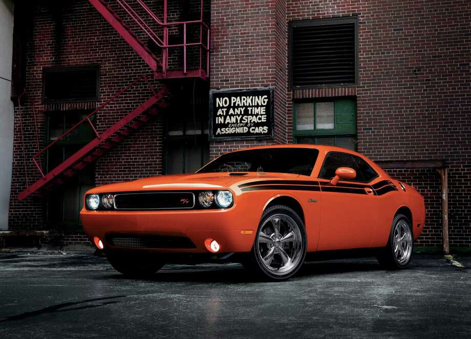 Performance Coupe: 2013 Dodge Challenger SRT 392 Photo: File