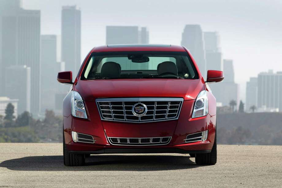 Full-Size Luxury Car: 2013 Cadillac XTS Platinum Collection AWD Photo: File
