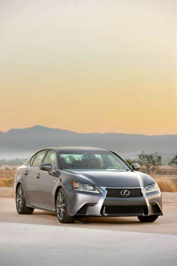 Mid-Size Luxury Car: 2013 Lexus GS 350 F SPORT Photo: David Dewhurst, File / Copyright 2011