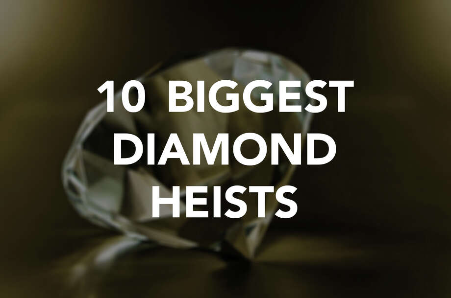 Click through these photos to take a look at 10 of the biggest jewel hiests in the world:In 2013, a staggering $136 million worth of diamonds and other 