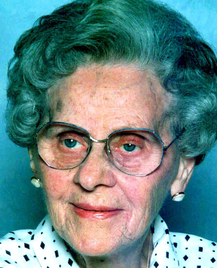 "Mrs. Genevieve ""Gay"" (Wozniak) Witkoski, 102, died May 5, 2013 at Candlewood Valley Health & Rehabilitation Center in New Milford. She was widow of Felix Witkoski Sr. Mrs. Witkoski was born March 22, 1911 in Union City, daughter of the late Adam and Anna (Wyskowski) Wozniak. Photo: Contributed Photo"
