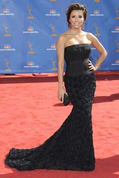 Actress Eva Longoria Parker attends the 62nd Primetime Emmy Awards Sunday, Aug. 29, 2010, in Los Angeles. Photo: AP