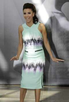 US actress Eva Longoria poses during a photocall at the 2012 Monte Carlo Television Festival, Wednesday, June 13, 2012, in Monaco. Photo: AP