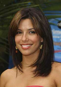 Eva Longoria attends the Third Annual  ABC Primetime Preview Weekend 2004 at Disneyland on Saturday, September 11, 2004 in Anaheim, California. Photo: TAMMIE ARROYO, AP / ARROYO