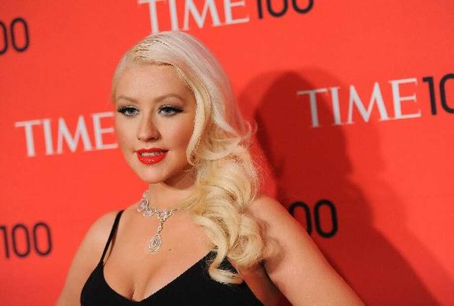 """""""Beautiful"""" by Christina Aguilera."""