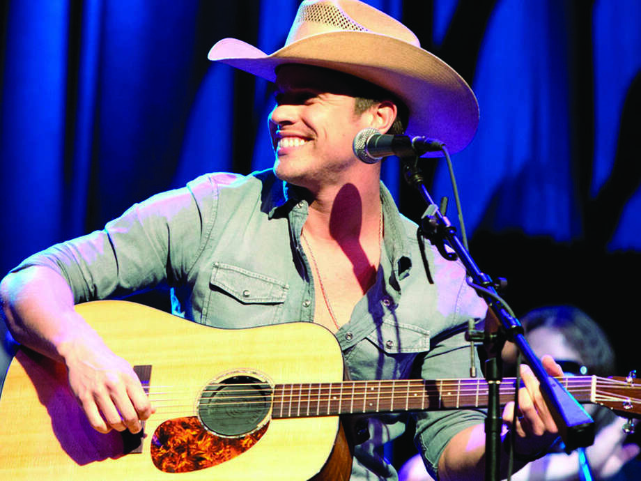 Dustin Lynch performs Thursday May 9 at the Rodeo