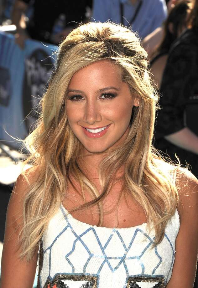 A 21-year old man pleaded no contest to stalking High School Musical star Ashely Tisdale. He was sentenced to a year behind bars, plus a year of outpatient counseling after he allegedly showed up to Tisdale's home pretending to be a pizza man, tweeted violent song lyrics to her and tried to contact her numerous times. Photo: Getty Images