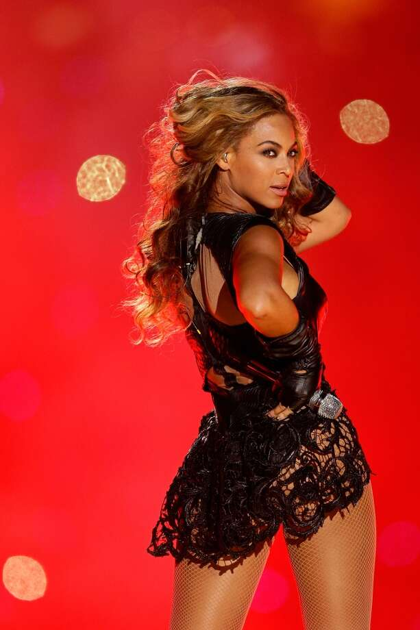 Beyonce's has had that attitude her whole life.  Photo: Ezra Shaw, Getty Images