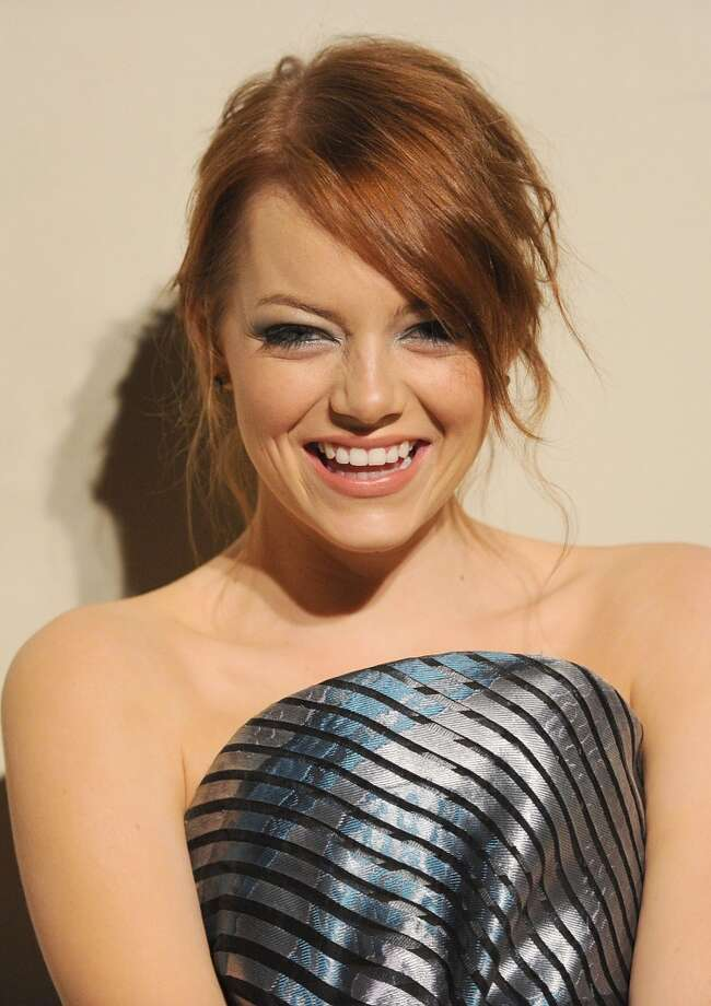 Emma Stone - Panic Disorder Photo: Jason Merritt, Getty Images