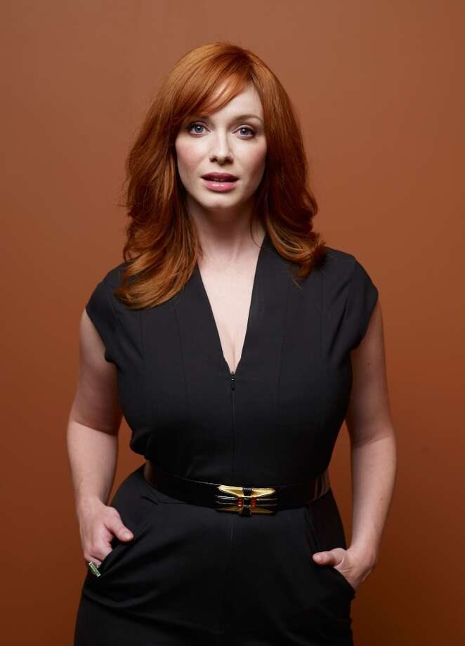 Christina Hendricks is one of many redheaded celebrities. Some are natural redheads, while others dyed their locks, but all of these stars definitely stand out. Keep clicking to see other stars who went red at some point. Photo: Matt Carr, Getty Images
