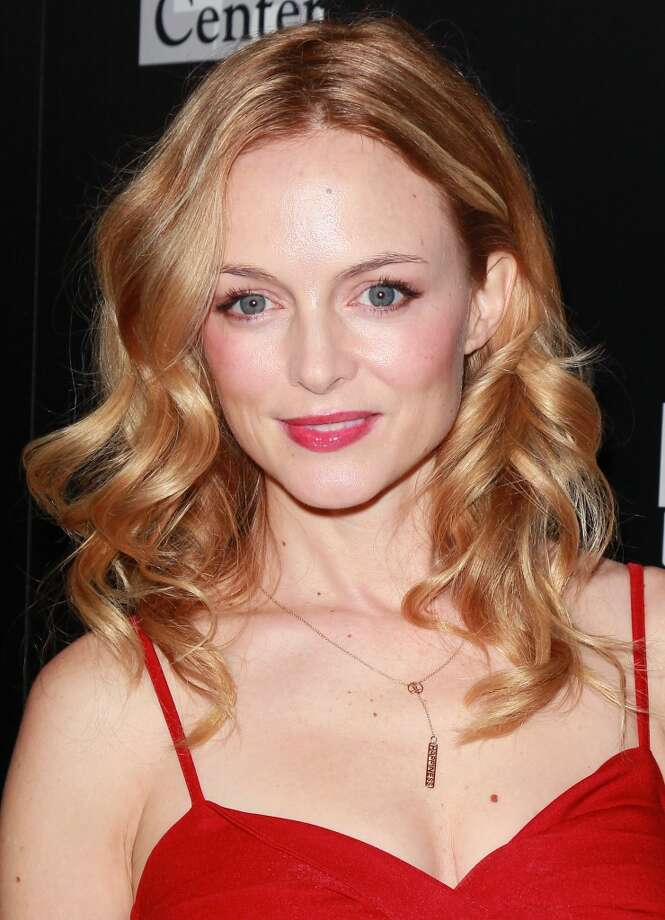 Heather Graham was named on Maxim's Hot 100 list. She's over 40.  Photo: David Livingston, Getty Images
