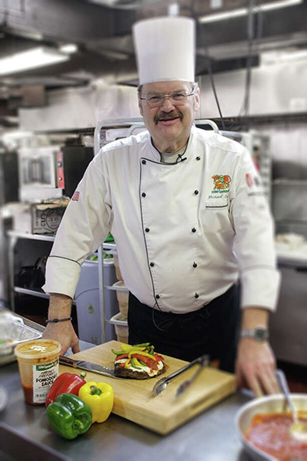Chef Michael Luboff has joined the Stew Leonard's team as the new executive chef and director of culinary operations. Photo: Contributed Photo