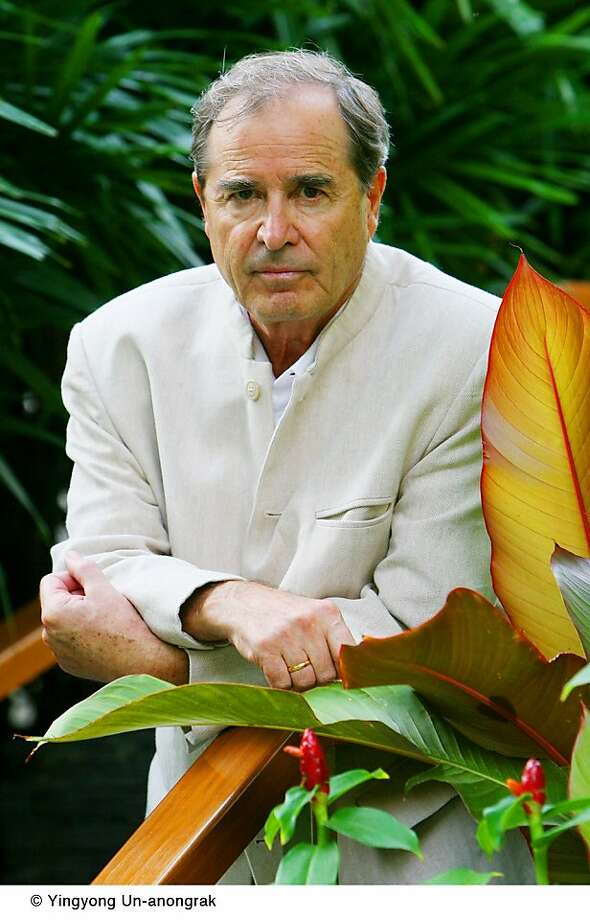 Paul Theroux Photo: Yingyong Un-anongrak