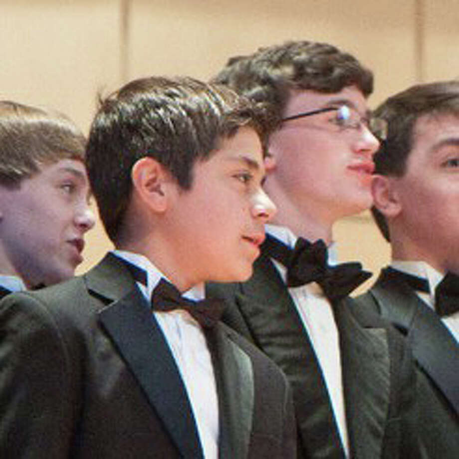 """Check out the Fairfield County Children's Choir and """"The Miracle of Singing"""" Saturday at Fairfield University. Photo: Contributed Photo / Fairfield Citizen"""