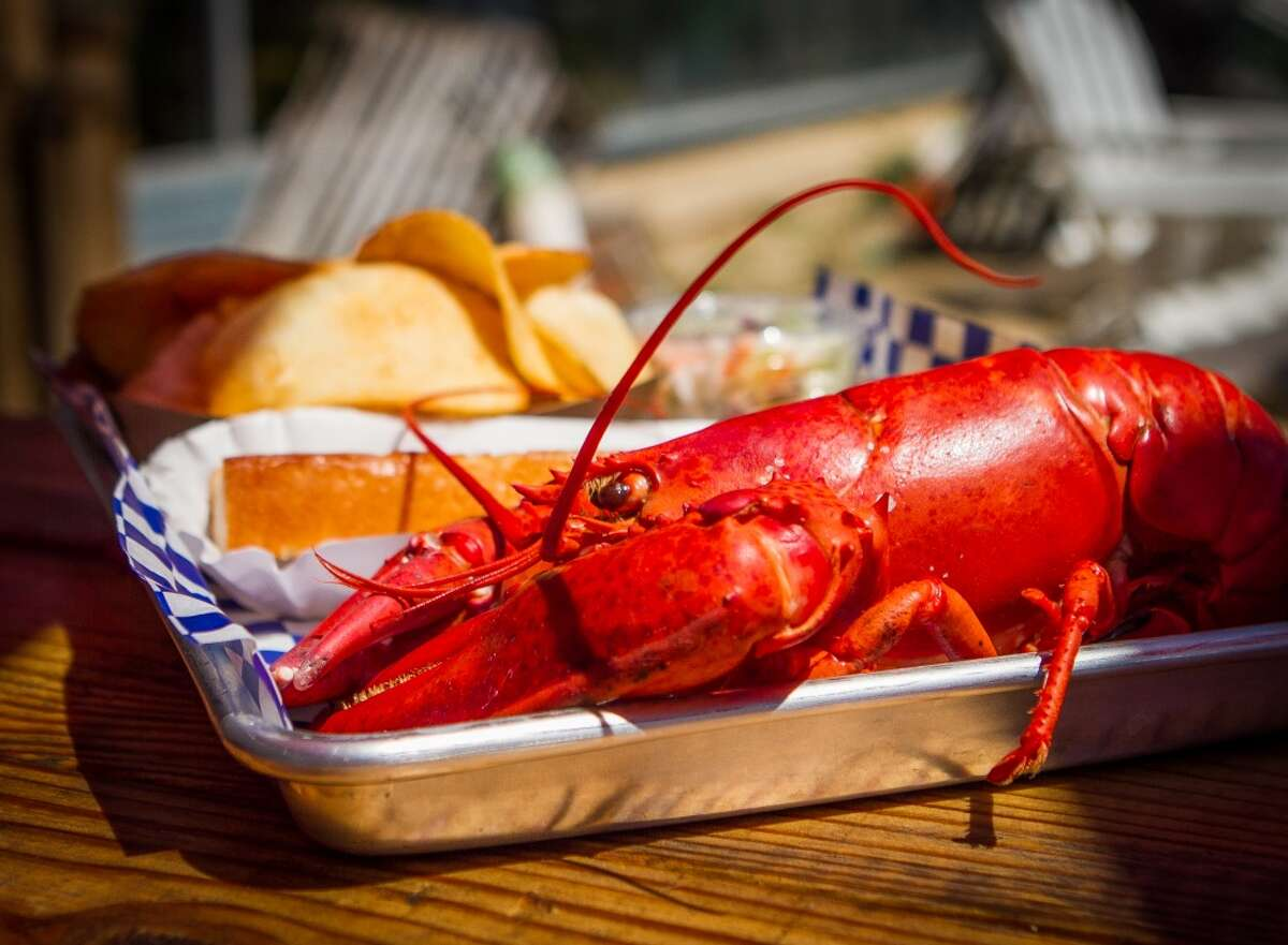 Pics or it didn't happen. Post a photo of your take-out steamed lobster meal, lobster roll or any lobster-related food item from one of Connecticut's seaside shacks (half points for oysters and lesser shellfish).