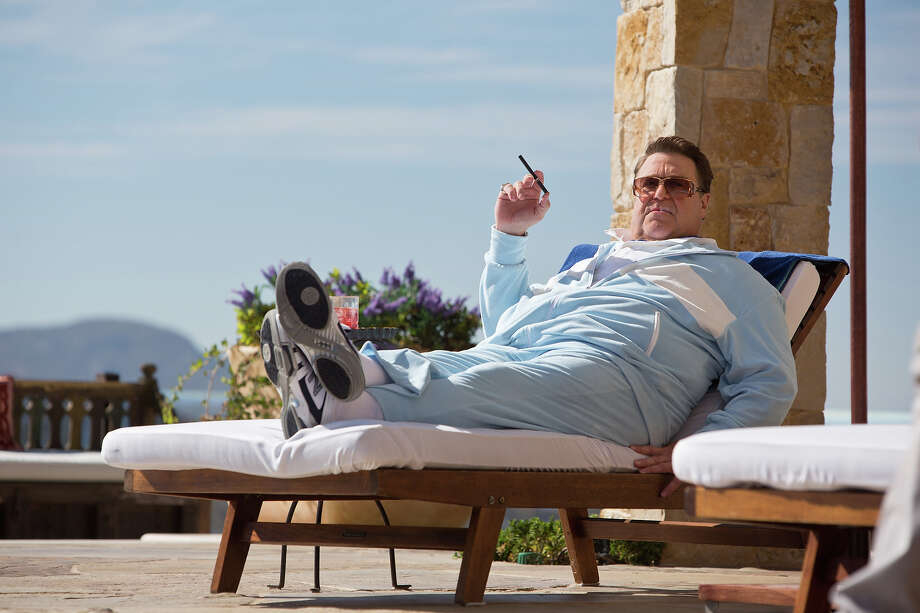 "John Goodman as Marshall in ""The Hangover III."" Photo: Melinda Sue Gordon, Warner Brothers / © 2013 WARNER BROS. ENTERTAINMENT INC. AND LEGENDARY PICTURES"