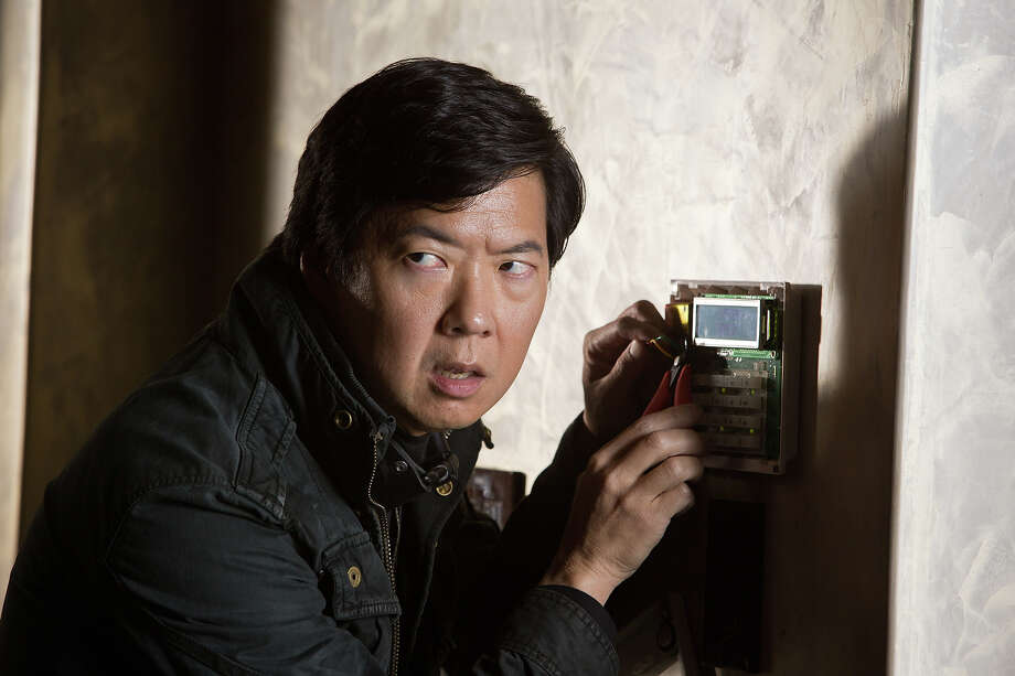 "Ken Jeong as Mr. Chow in ""The Hangover III."" Photo: Melinda Sue Gordon, Warner Brothers / © 2013 WARNER BROS. ENTERTAINMENT INC. AND LEGENDARY PICTURES"