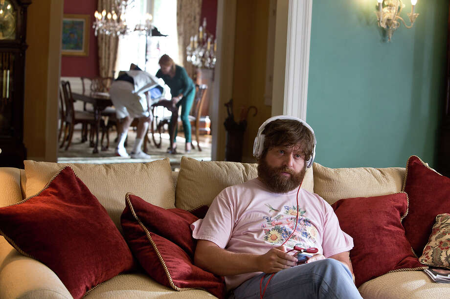 "Zach Galifianakis as Alan in ""The Hangover III."" Photo: Melinda Sue Gordon, Warner Brothers / © 2013 WARNER BROS. ENTERTAINMENT INC. AND LEGENDARY PICTURES"