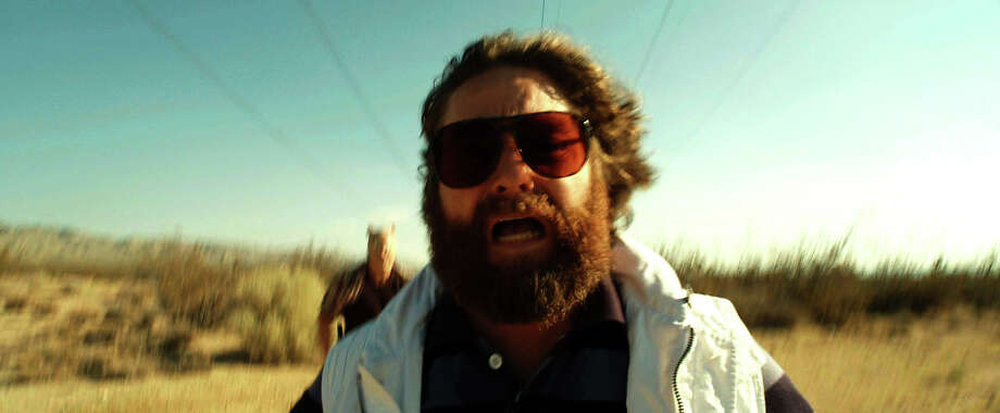 "Zach Galifianakis as Alan in ""The Hangover III."" Photo: Courtesy Warner Bros. Pictures, Warner Brothers / © 2013 WARNER BROS. ENTERTAINMENT INC. AND LEGENDARY PICTURES"