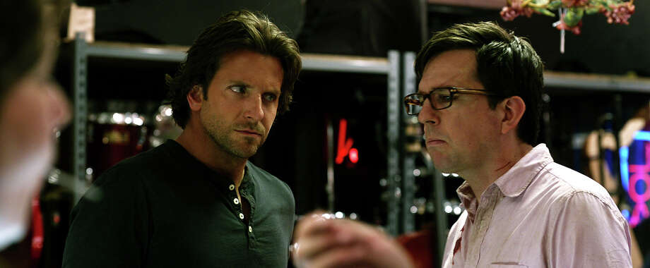 "Bradley Cooper as Phil and Ed Helms as Stu in ""The Hangover III."" Photo: Courtesy Warner Bros. Pictures, Warner Brothers / © 2013 WARNER BROS. ENTERTAINMENT INC. AND LEGENDARY PICTURES"