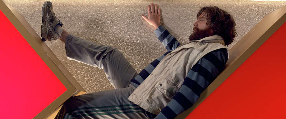 """Zach Galifianakis as Alan in """"The Hangover III."""" Photo: Courtesy Warner Bros. Pictures, Warner Brothers / © 2013 WARNER BROS. ENTERTAINMENT INC. AND LEGENDARY PICTURES"""