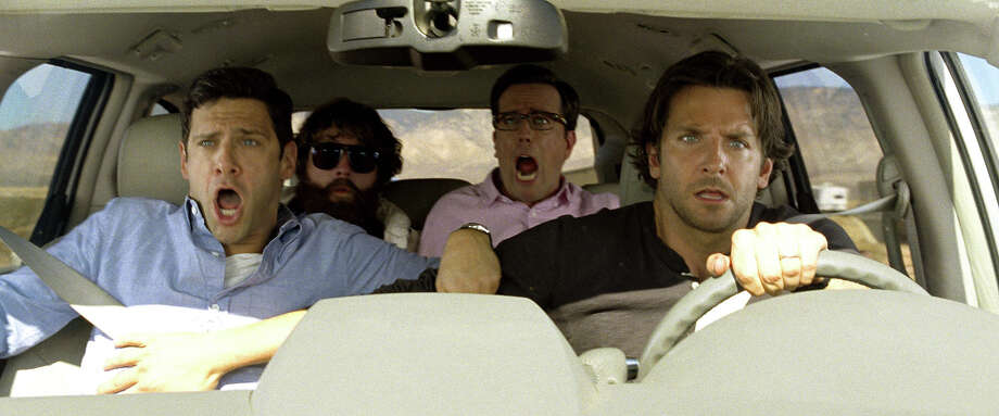 "The boys are back (again); here is a sneak peak at ""The Hangover Part III."" Photo: Courtesy Warner Bros. Pictures, Warner Brothers / © 2013 WARNER BROS. ENTERTAINMENT INC. AND LEGENDARY PICTURES"