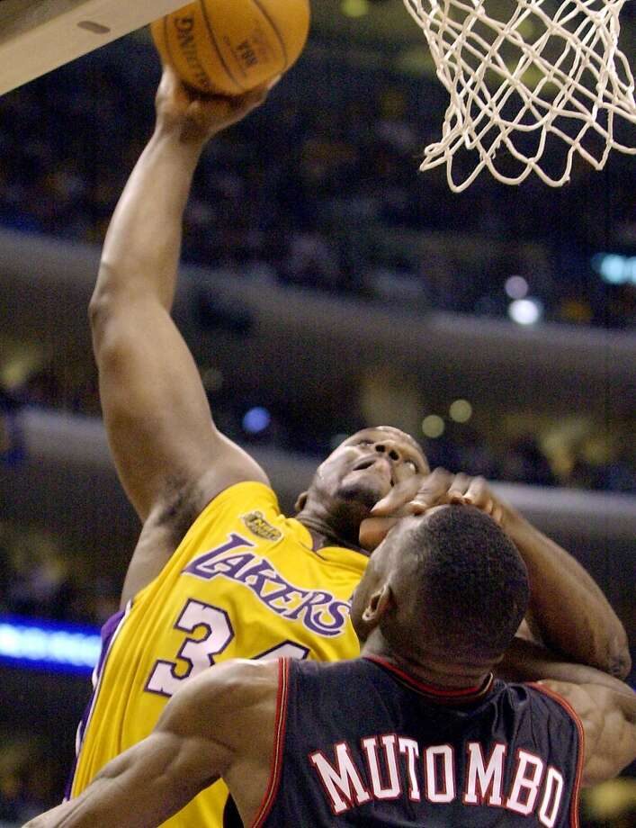 Shaquille O'NealMVP: 2000 Age 28: 28.7 points, 12.7 rebounds Age 29: 27.2 points, 10.7 rebounds Age 30: 27.5 points, 11.1 rebounds Age 31: 21.5 points, 11.5 rebounds Career: 23.7 points, 10.9 rebounds