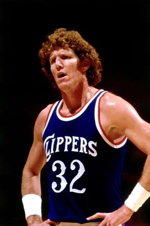 Bill WaltonMVP: 1978 Age 28: DNP Age 29: DNP Age 30: 15.2 points, 10.6 rebounds Age 31: 16.3 points, 11.6 rebounds Career: 16.9 points, 13.4 rebounds