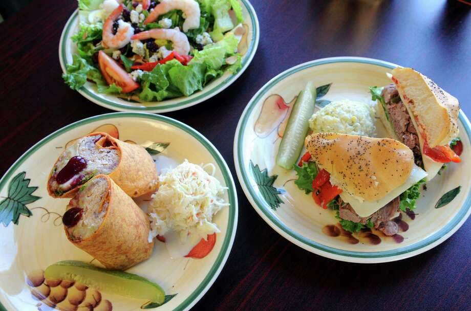 Diamond Deli Mill. 1540 Central Ave., Colonie.A selection of sandwich and salads at Diamond Deli Order Up on Friday May 3, 2013 in Colonie, N.Y. (Michael P. Farrell/Times Union) Photo: Michael P. Farrell